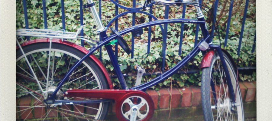 Bike about town…