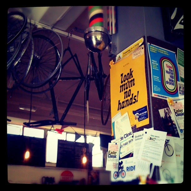 Cycle Cafe Joy…