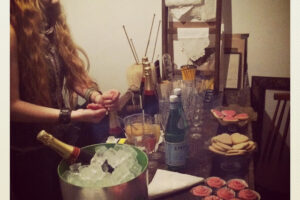 Studio Fleuriot: The launch party…