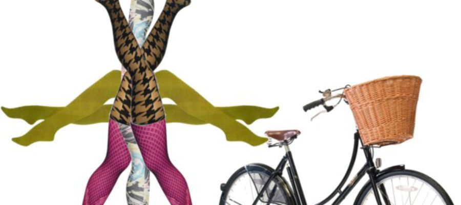 Tights about Town…
