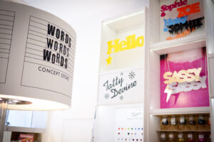 Fashion Thursday: Tatty Devine at Selfridges