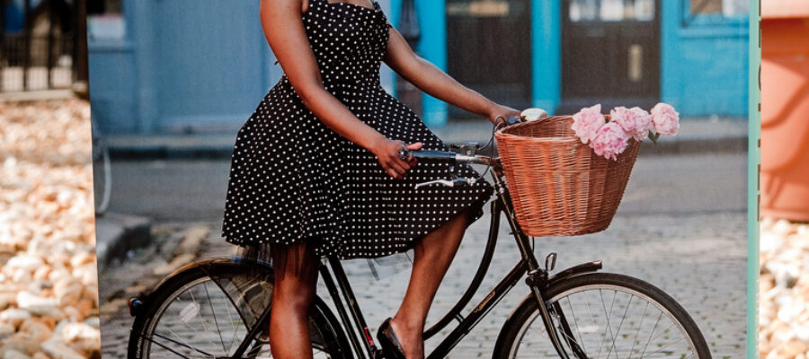 Cover Girl: Cycle Style…