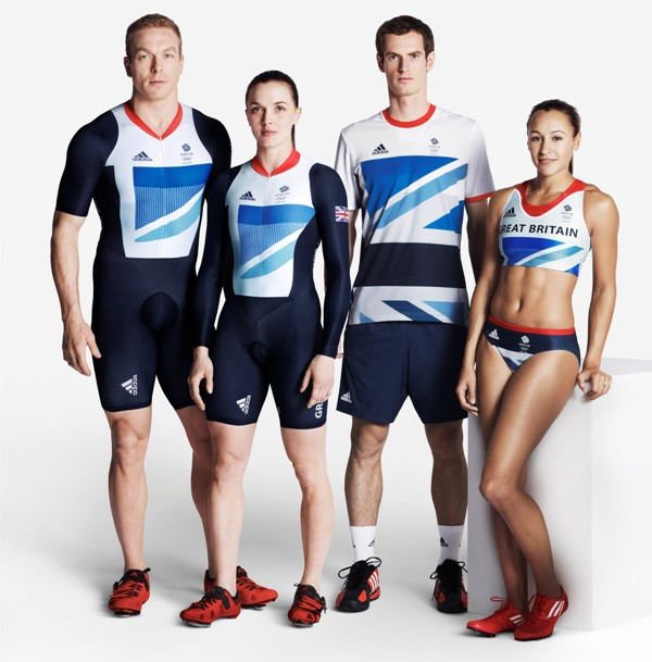 Team GB – The Stella McCartney / Adidas Kit Launch….