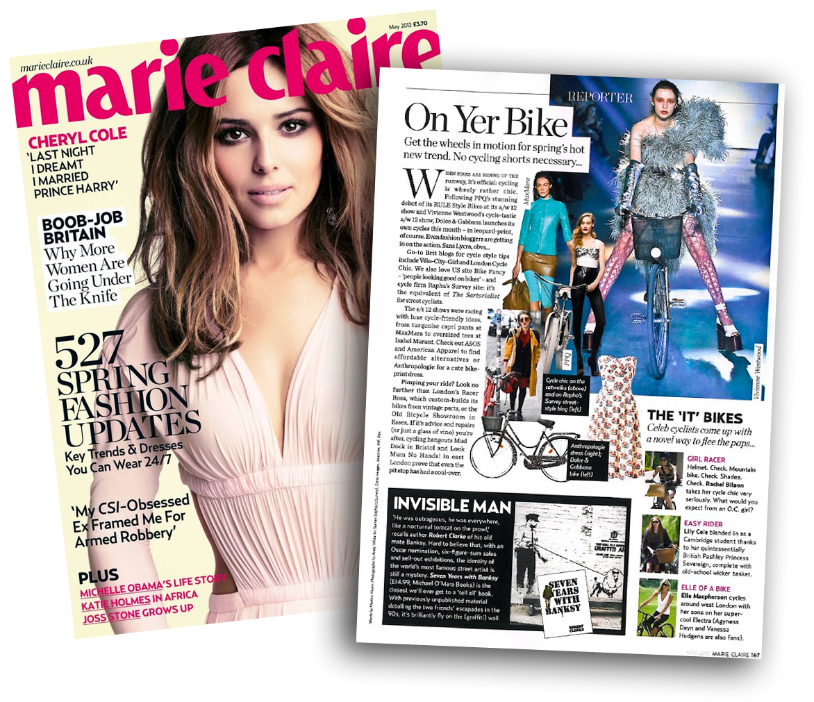 VCG in Marie Claire…