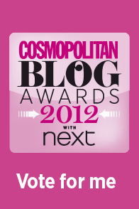 Cosmopolitan Blog Awards 2012…