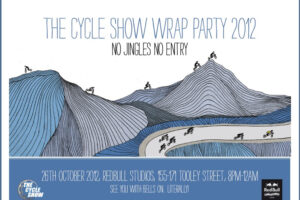 They're Jingling Baby… The Cycle Show Wrap Party!