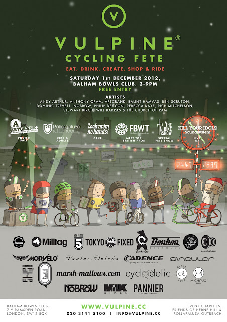 Cycling Christmas Ideas: Vulpine Cycling Fete…