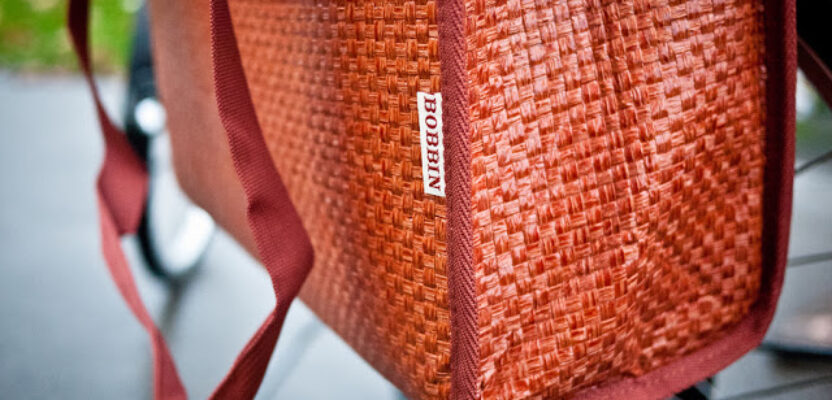 Product Review: The Bobbin Straw Pannier…