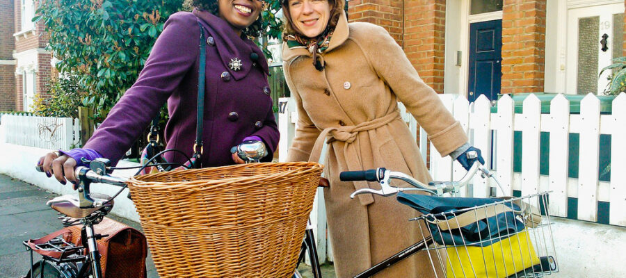 A Meeting of Cycle Minds: When Jools Met Caz…