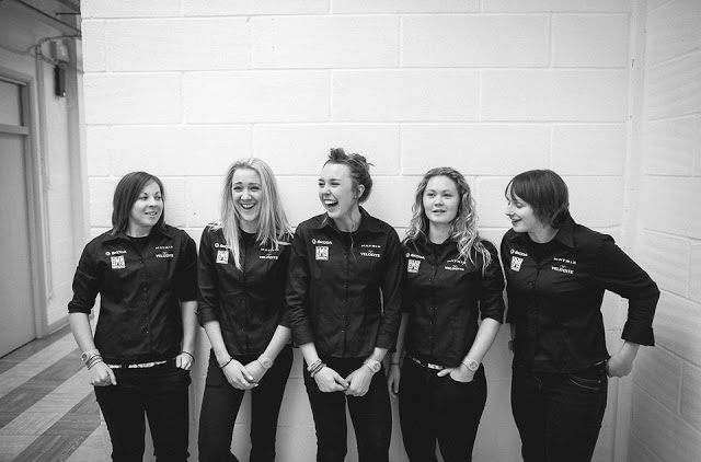 Matrix Racing Academy Team Launch: An Interview with Jessie Walker…