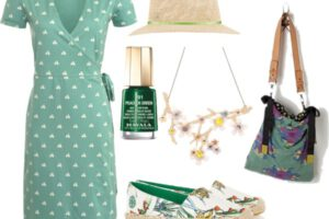 Glorious Green – Spring Cycling…