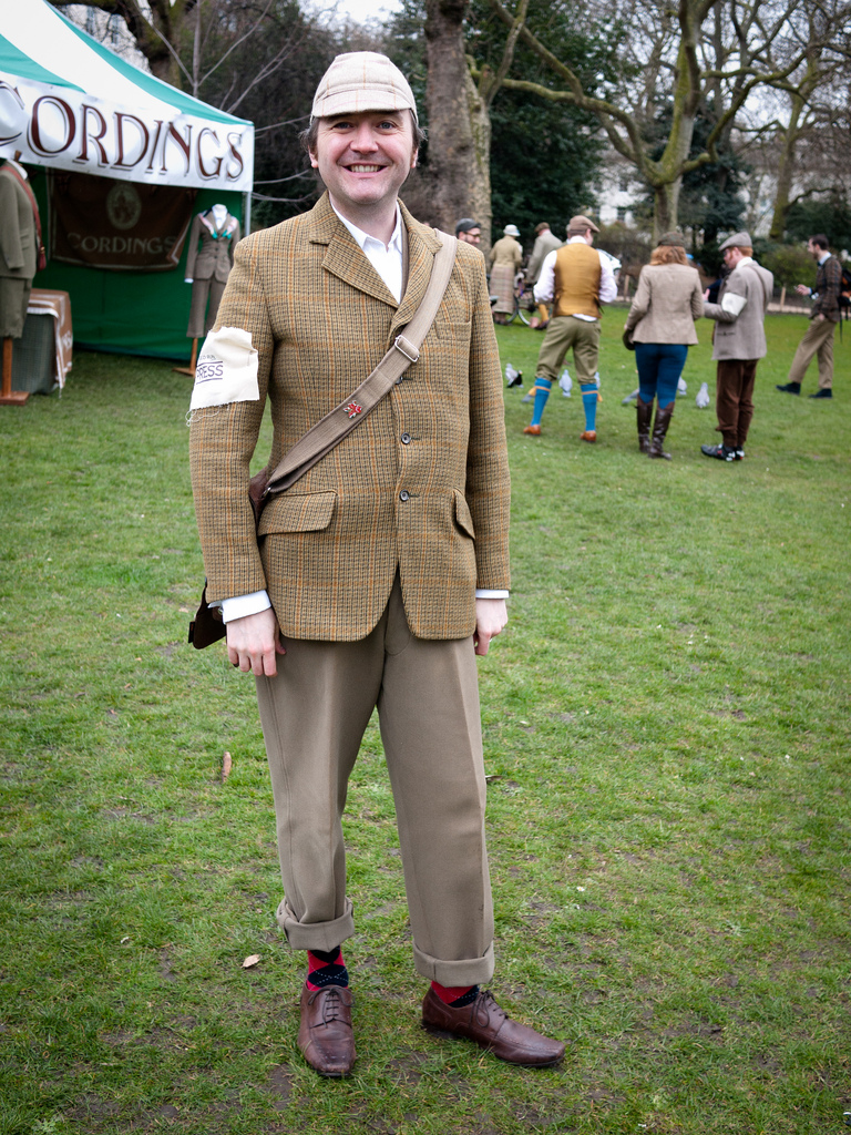 Boy on a Bike – The London Tweed Run 2013…