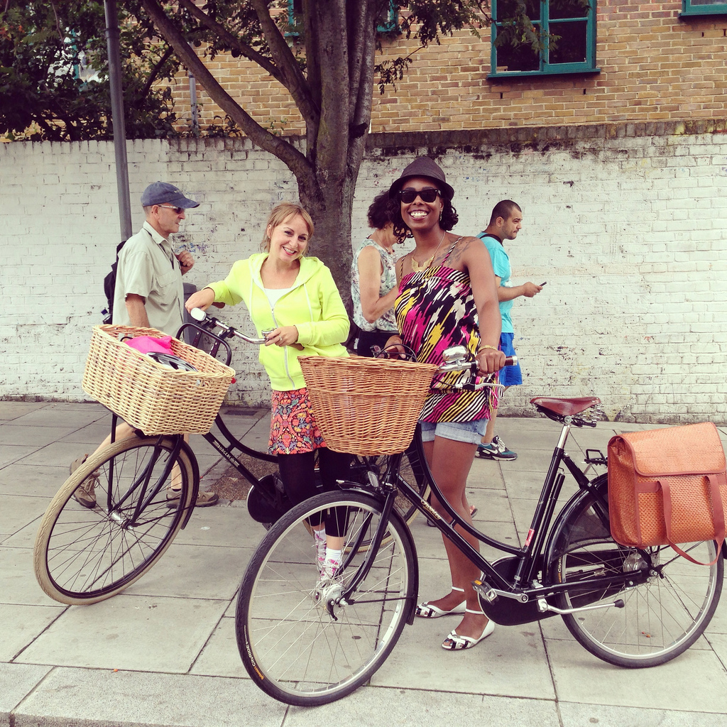 Cycle Saturday: Filming with Newsnight and a final hurrah…