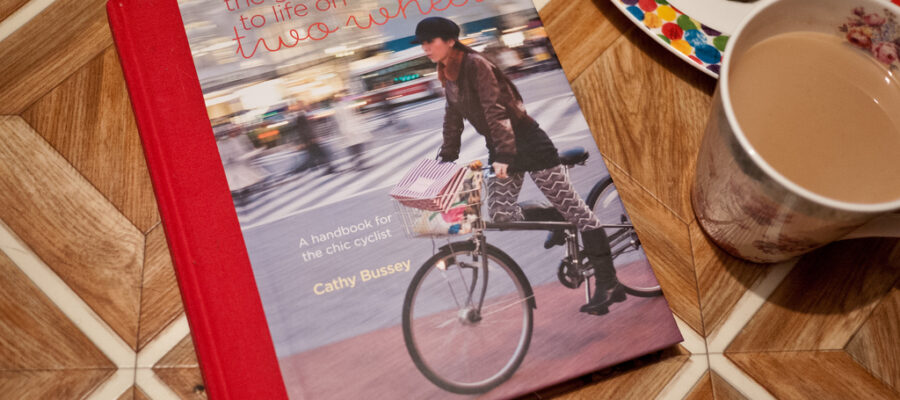 Book Review: 'The Girl's Guide to Life on Two Wheels' by Cathy Bussey…