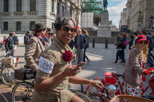 The London Tweed Run 2015…
