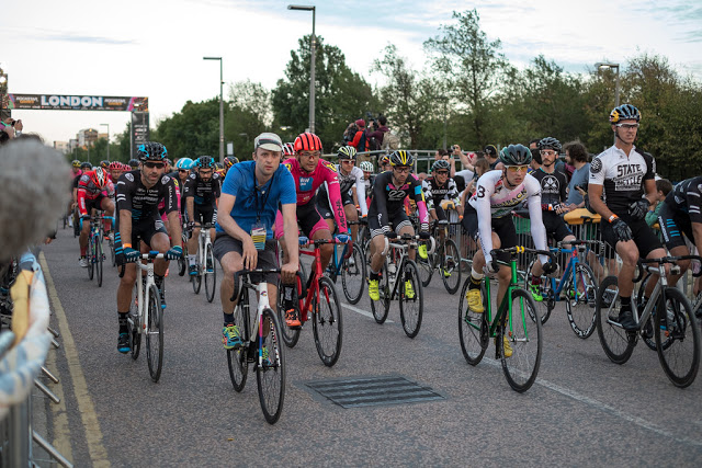 The Red Hook Criterium London 2015…
