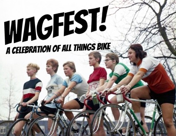 London Bike Kitchen: WAGFEST 2015…