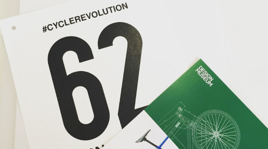 Cycle Revolution at The Design Museum…