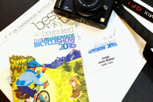 Back In The Frame – Bespoked Bristol 2016