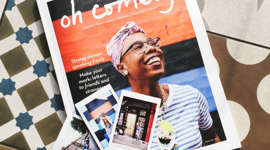 Oh Comely Magazine… Issue 32 and #onegoodthing