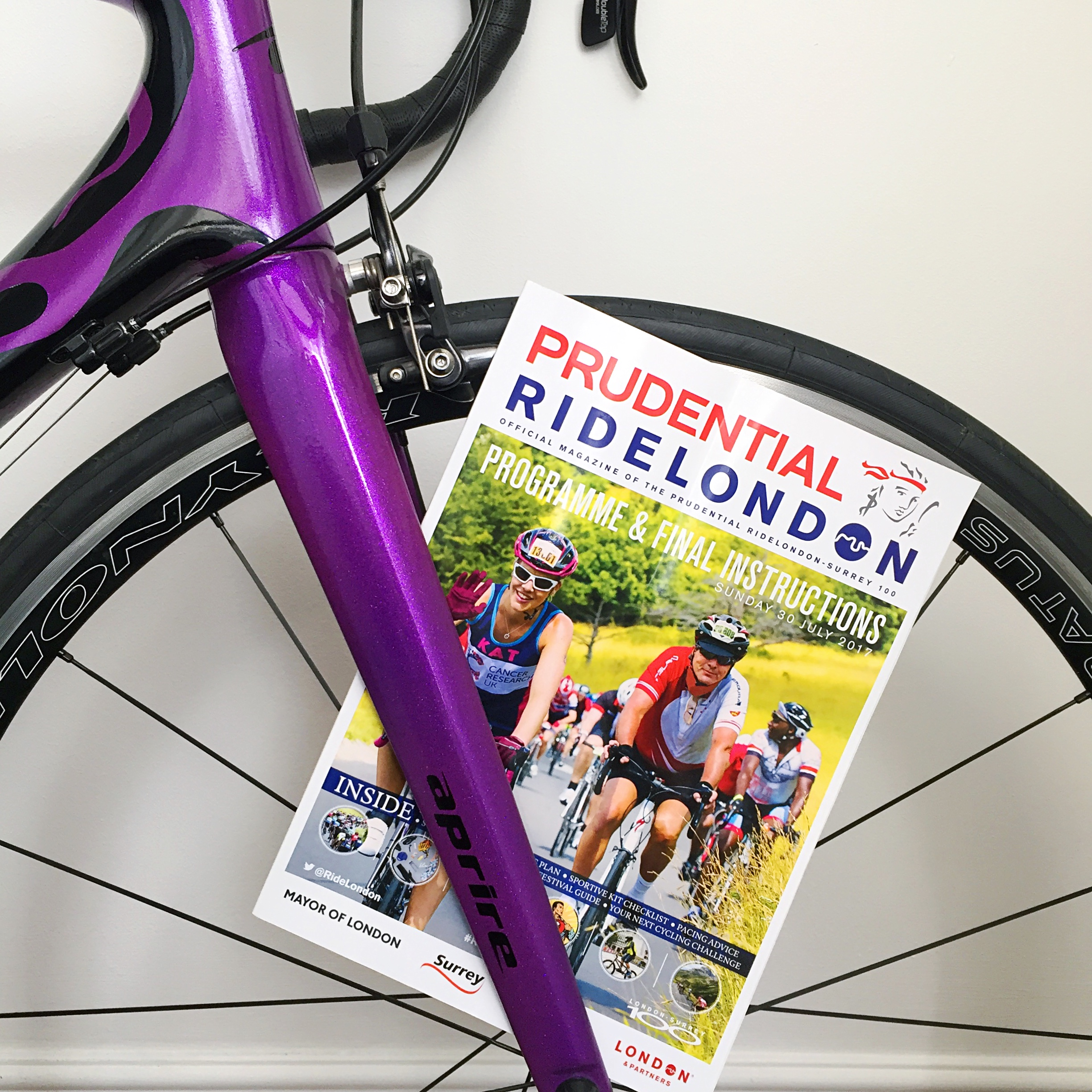 VCG and RideLondon 2017