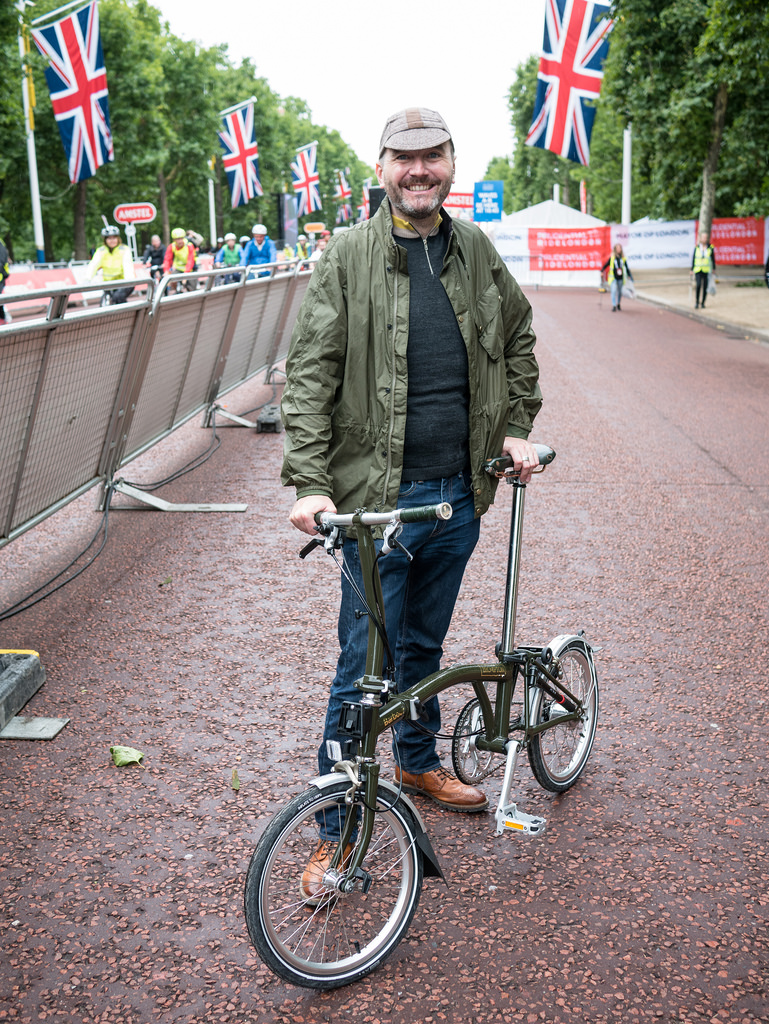 Barbour x Brompton Collaboration – Pt.1