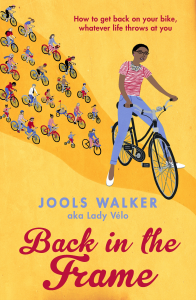 Back in the Frame by Jools Walker buy on VeloCityGirl