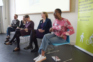 Women and Cycling Roundtable – Sustrans Scotland