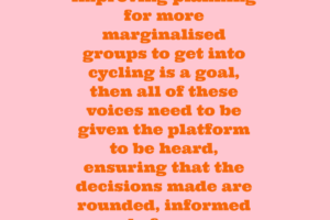 Cycling for Everyone – A guide for inclusive cycling in cities and towns