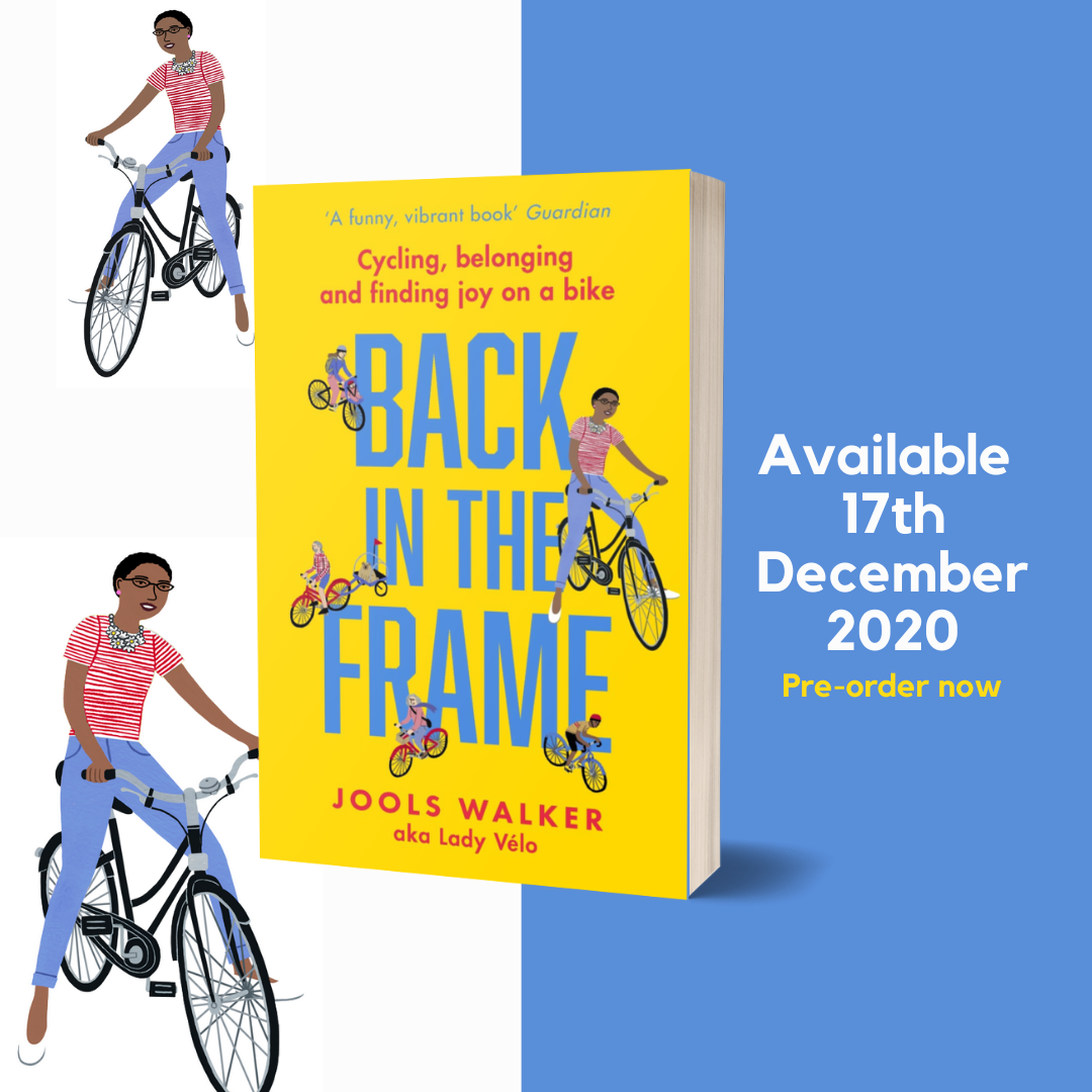 Back in the Frame – New Paperback 17th December 2020!