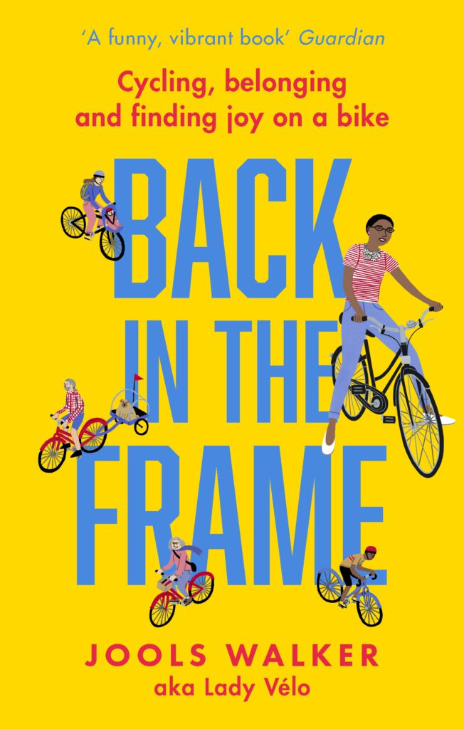 Back in the Frame 2020 Paperback Cover